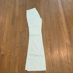 J.Crew white pants